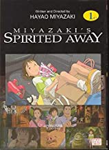 spirited away manga
