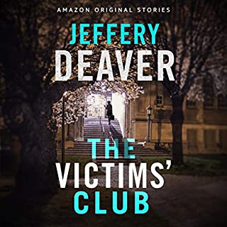 The Victims' Club audiobook cover art
