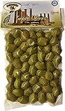 griechische grüne Oliven mit Stein naturell vakuumverpackt 250 g