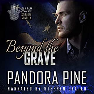 Beyond the Grave: A Cold Case Psychic Spin off Novella cover art
