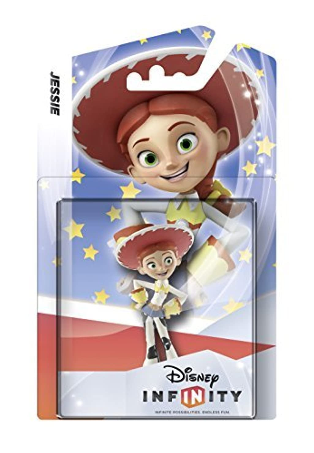 正確なタイルめまいDisney Infinity Jessie Figure (UK IMPORT) by Disney Interactive Studios [並行輸入品]