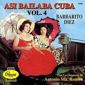 Así Bailaba Cuba, Vol. 4