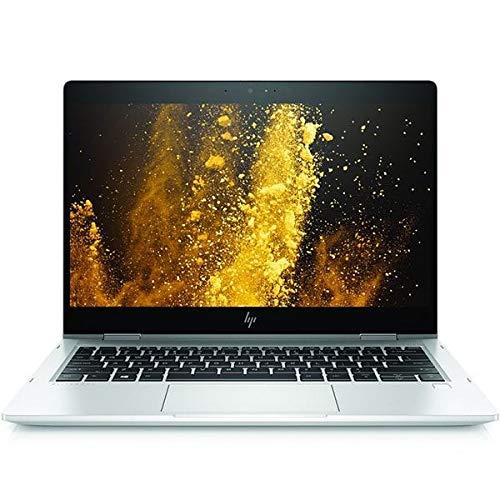 HP Elitebook x360 830 G5, Silver, Intel Core i5-8250U, 8GB RAM, 256GB, 13.3' 1920x1080 FHD, HP 3 YR WTY + EuroPC Warranty Assist, (Renewed)