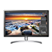 """LG 27UK850-W 27"""" 4K UHD IPS Monitor with HDR10 with USB Type-C Connectivity and FreeSync (Renewed)"""