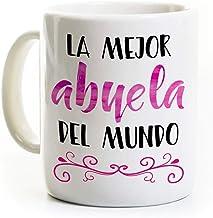 Best La Mejor Abuela Coffee Mug - Spanish Best Grandma in the World Review