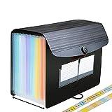 Trieur A4 / Range Document / Rangement Papier - ABClife Trieur Valisette Rangement...