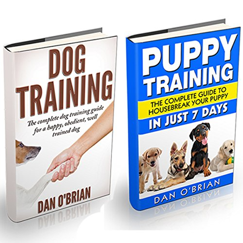 Dog Training + Puppy Training Box Set cover art
