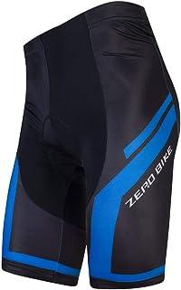 ZEROBIKE® Men's Short Comfortable Bicycle Cycling Pants Gel Padded Bike Shorts