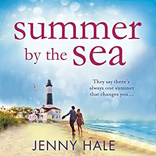Summer by the Sea audiobook cover art