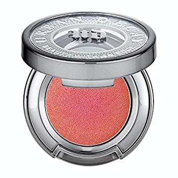 Urban Decay Eyeshadow Compact Fireball - Peach with Pink Shift - Shimmer Finish - Ultra-Blendable Rich Color with Velvety Texture