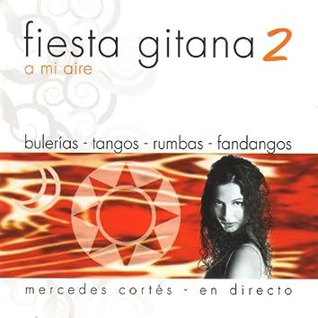 Fiesta Gitana 2: A Mi Aire (Bulerías, Tangos, Rumbas y Fandangos) [En Directo]