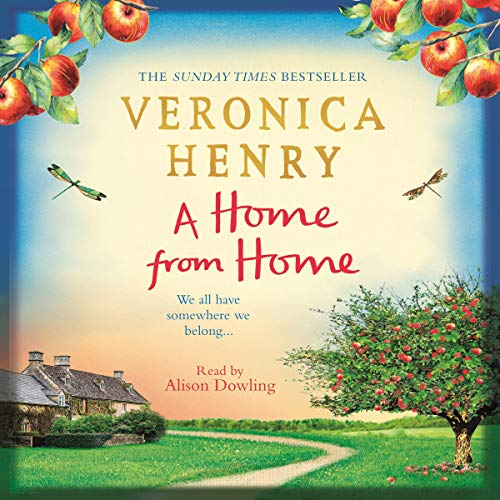 A Home from Home audiobook cover art
