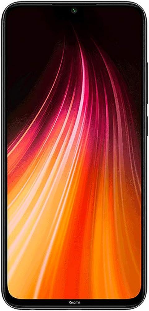 Xiaomi redmi note 8 smartphone,4gb 128gb mobilephone