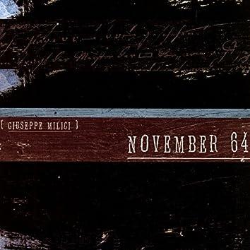 November 64
