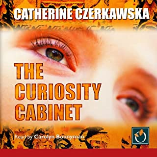 The Curiosity Cabinet cover art