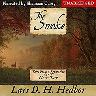The Smoke (Tales From a Revolution - New-York) cover art
