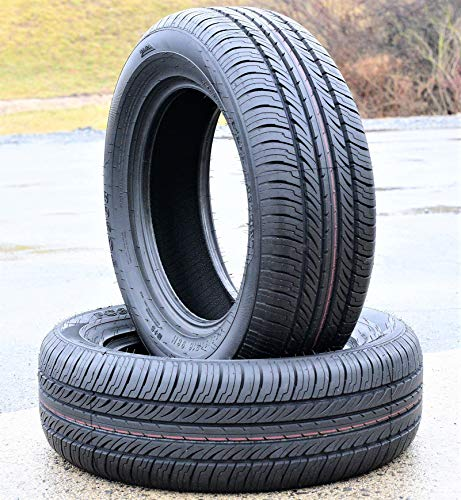 Set of 2 (TWO) Fullway PC368 All-Season Performance Radial Tires-225/60R16 98H