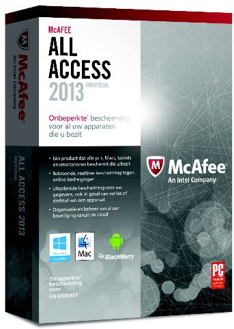 MCAFEE ALL ACCESS - INDIVIDUAL