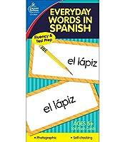 Everyday Words in Spanish/ Palabras de todos los dias: Photographic/ Imagenes fotograficas