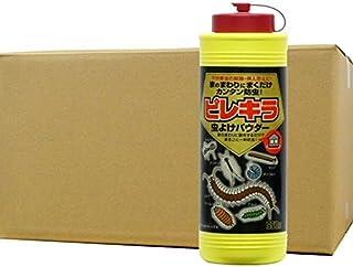 ピレキラ虫よけパウダー 550g×24本 粉末殺虫剤