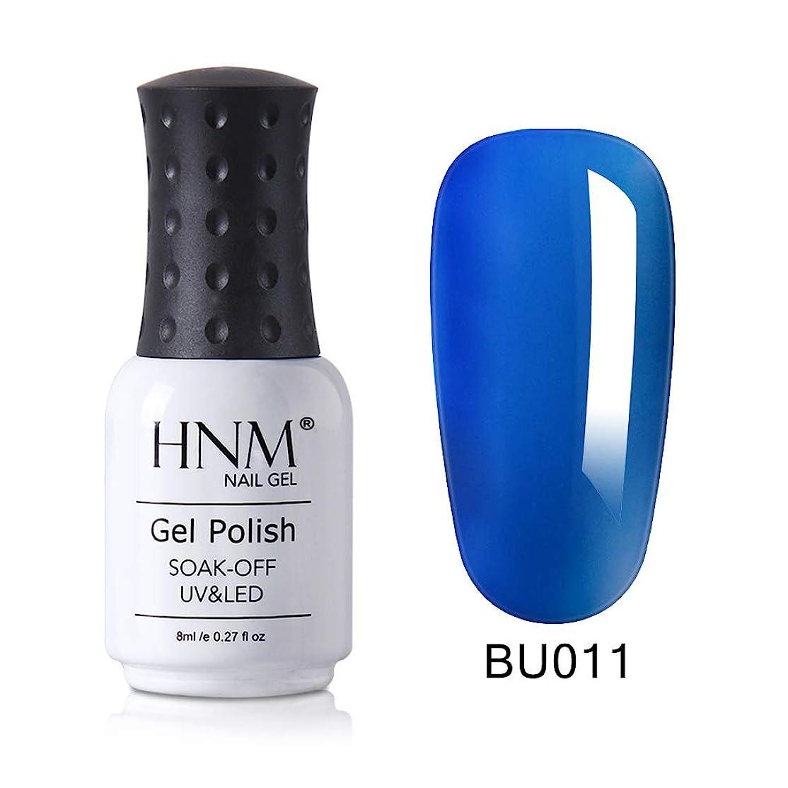 一致幸運なことに歴史HNM ジェルネイル カラージェル ブルー系 1色入り 8ml 【全36色選択可】