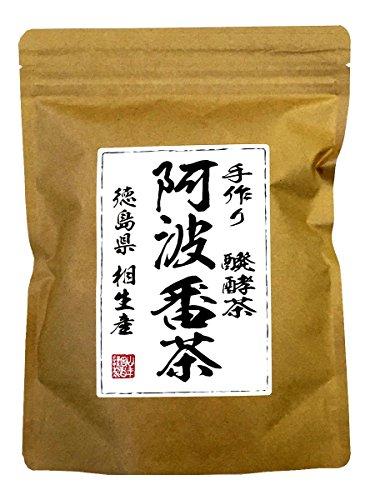 【国産100%】阿波番茶(阿波晩茶) 7g×12パック ティーパック 徳島県産 巣鴨のお茶屋さん 山年園