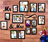 Art Street MDF Plaque You Me Infinity -Mr and Mrs Individual Wall Photo