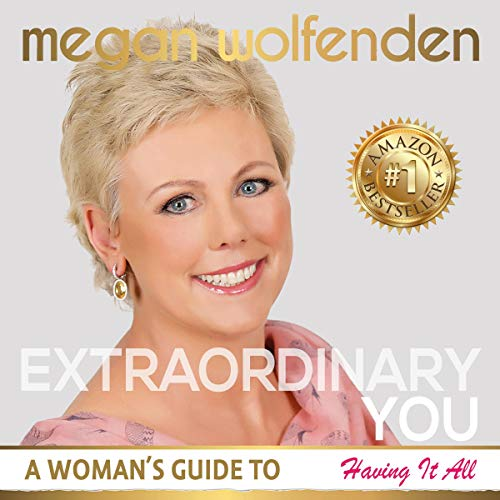 Extraordinary You audiobook cover art