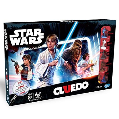 Star Wars - Cluedo, Juego de Mesa (Hasbro B7688105): Amazon.es ...