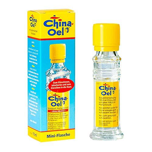 CHINA OEL ohne Inhalator, 10 ml