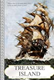 TREASURE ISLAND BY ROBERT LOUIS STEVENSON: with Illustrated by Louis Rhead