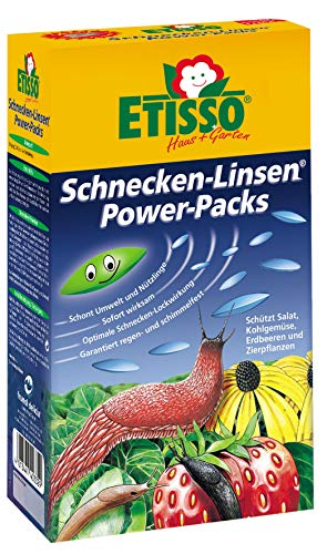 Kerbl 299892 Schnecken-Linsen Power-Pack, 200G, 4 Stück
