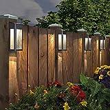 Paradise Solar 4 PACK LED Accent Lights 10 Lumens Cast-Aluminum Outdoor Decor