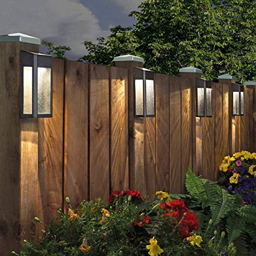Paradise Solar 4 PACK LED Accent Lights 10 Lumens Cast-Aluminum Outdoor Decor