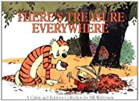 There's Treasure Everywhere-A Calvin and Hobbes Collection by Bill Watterson(1996-03-01)