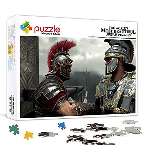 """Puzzle 1000 pezzi per adulti Ryse Son of Rome 27,6""""x 19,7"""" 1000 puzzle per adulti Bambini"""