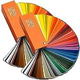 RAL K5 CLASSIC Abanico de colores semimate y brillante