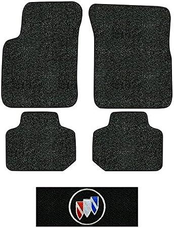 4pc ACC 2000-2005 Buick Lesabre Custom Floor Mats Cutpile Factory Fit