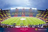 FC Barcelona - Poster - Camp NOU + Ü-Poster