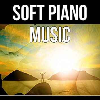 Soft Piano Music - Calming Music, Relaxing Background Music, Gentle Music for Restful Sleep, Mind and Body Harmony