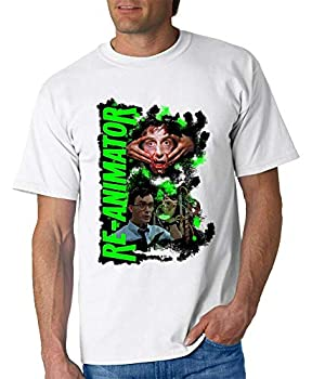 * NEW * Men's Re-Animator Cult Horror T-shirt, S to 3XL