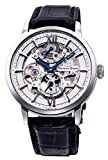 ORIENT STAR Flagship Skeleton Power Reserve Reloj de zafiro esférico DX0001S