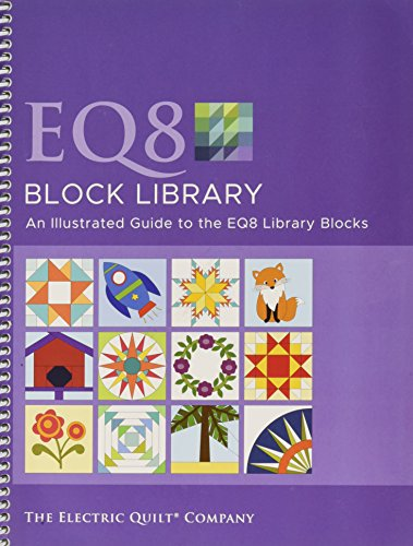 Electric Quilt 8 Block Library-