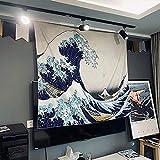 Overeak Wall Hanging for Men Bedroom Wave Off...