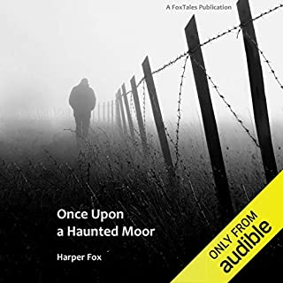 Once Upon a Haunted Moor audiobook cover art