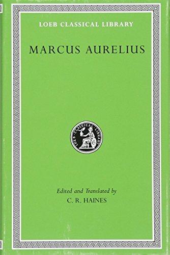 Marcus Aurelius: 58