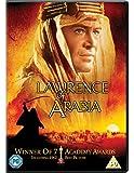 Lawrence of Arabia (Restored Version) [Reino Unido] [DVD]