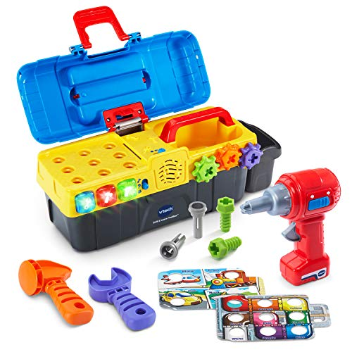 VTech Drill and Learn Toolbox, Multicolor