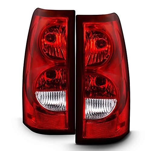 04 chevy silverado tail lights - 8