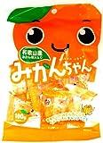 Kawaguchi confectionery Mikan-chan 100gX10 bags